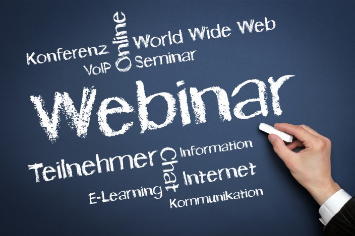 Webinar (© N-Media-Images - Fotolia.com)